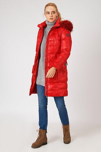 Пальто женское, Модель A18-12026, Фото №2