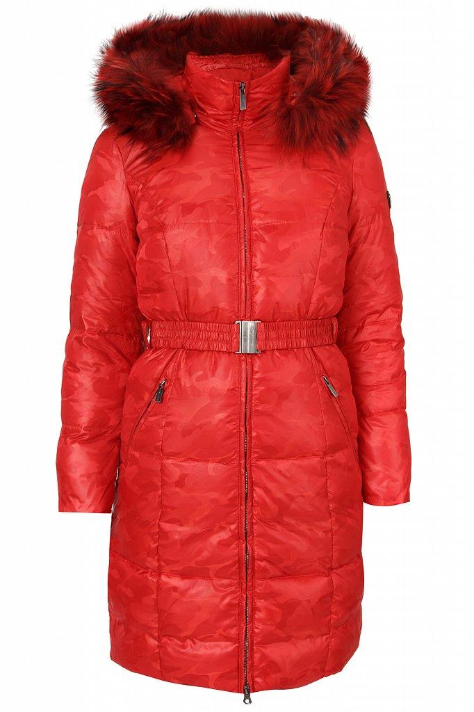 Пальто женское, Модель A18-12026, Фото №6