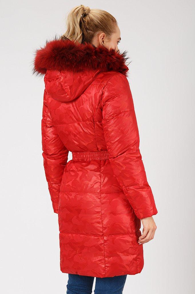 Пальто женское, Модель A18-12026, Фото №4