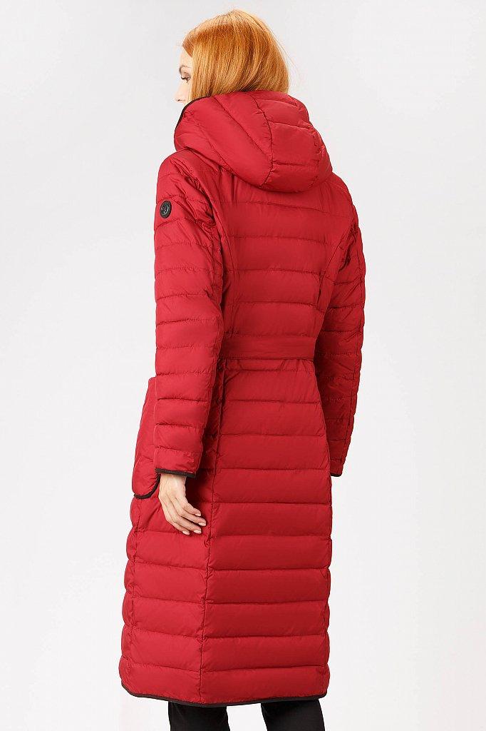 Пальто женское, Модель A18-11018, Фото №4