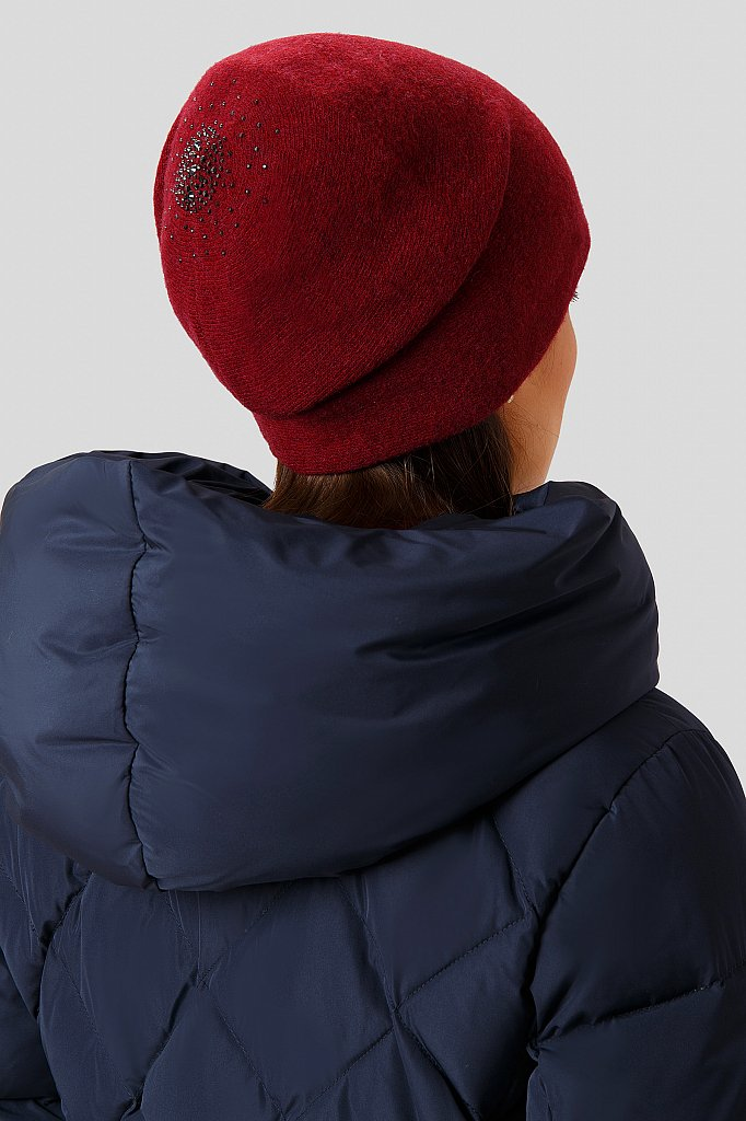 Шапка женская, Модель A18-11149, Фото №3
