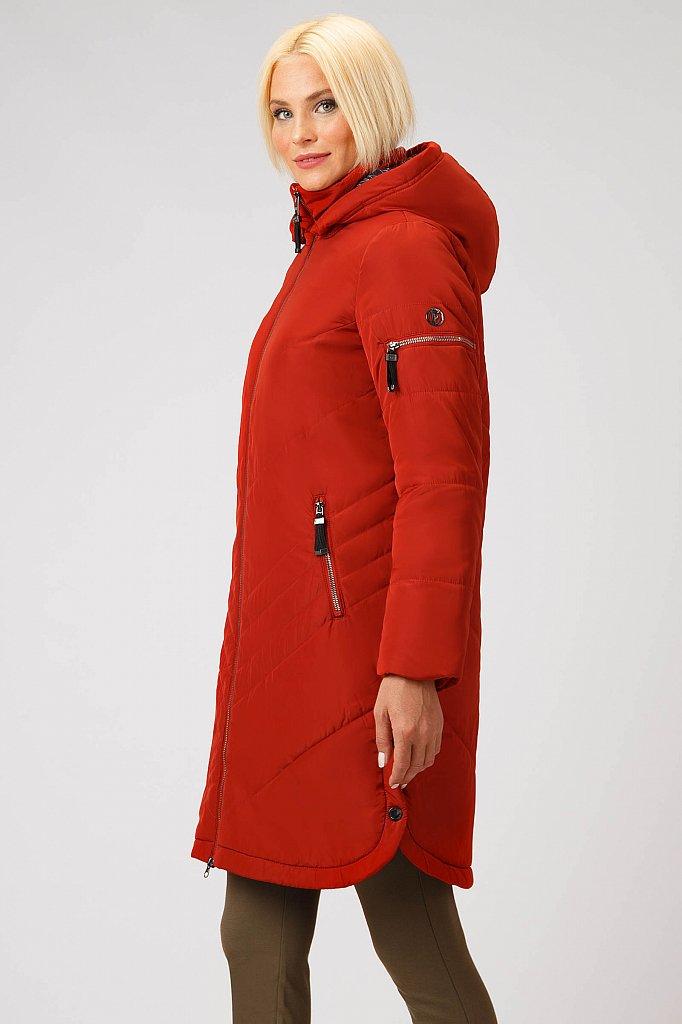 Пальто женское, Модель A18-32014, Фото №3