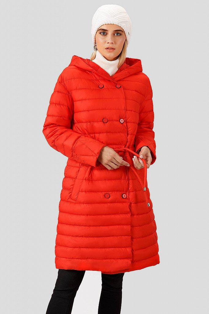 Пальто женское, Модель A18-11082, Фото №1