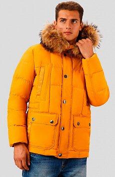 Пальто мужское A18-42004