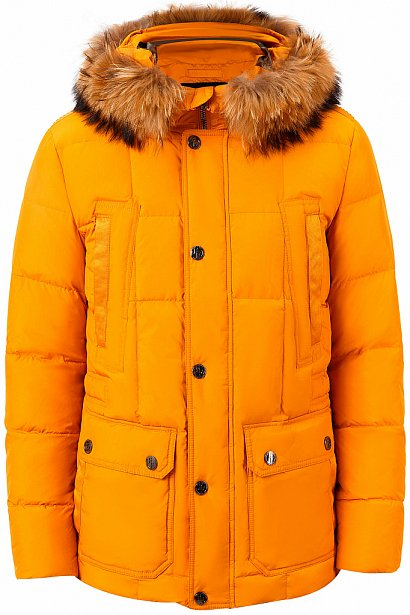 Пальто мужское, Модель A18-42004, Фото №6