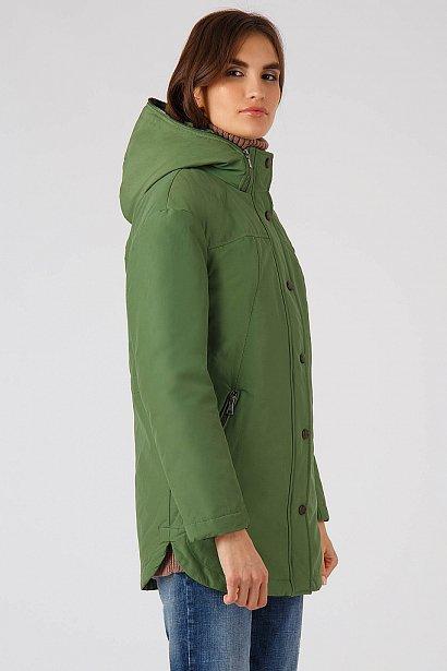 Куртка женская, Модель A18-12067, Фото №3