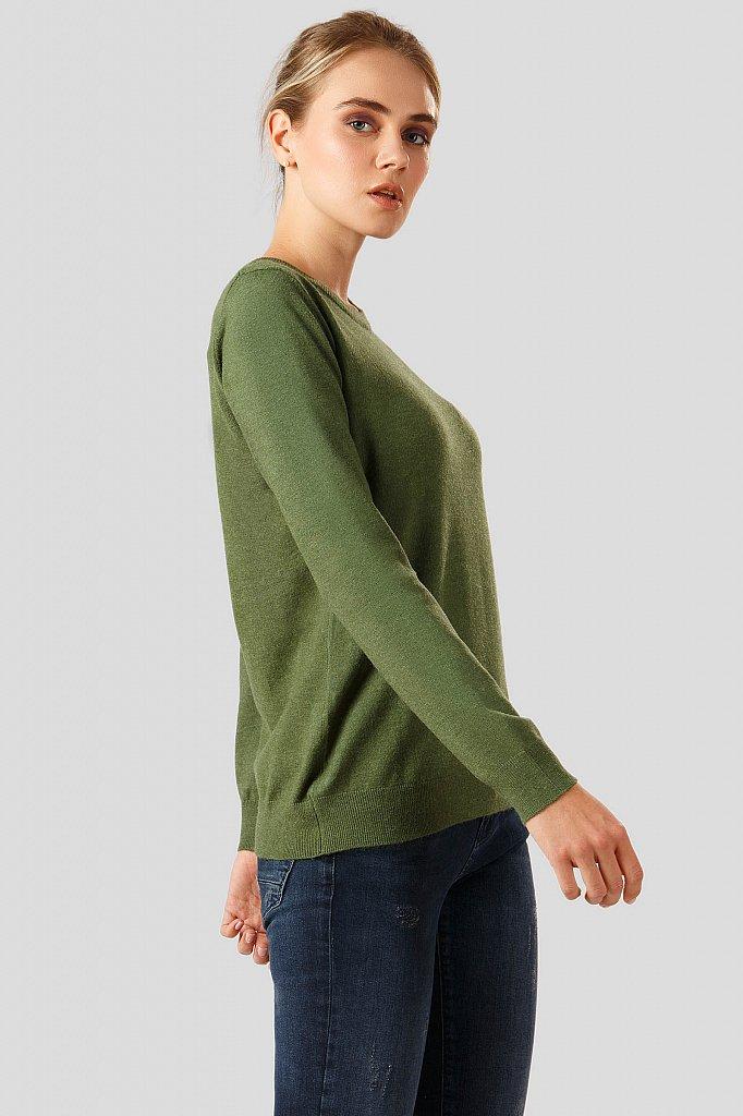 Джемпер женский, Модель A18-11100, Фото №3