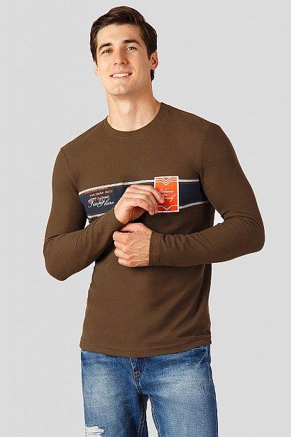 Джемпер мужской, Модель A18-22035, Фото №1