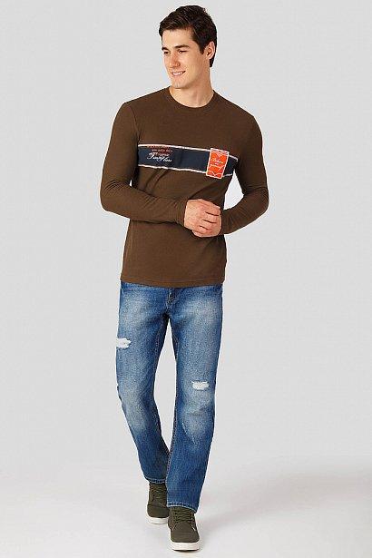 Джемпер мужской, Модель A18-22035, Фото №2