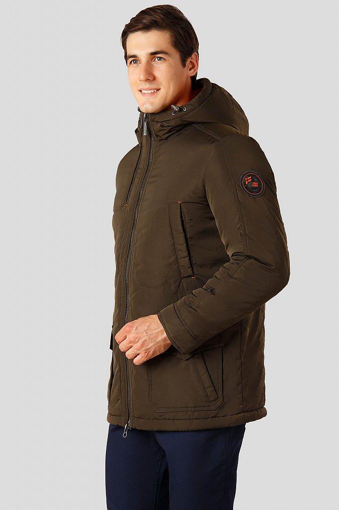 Куртка мужская, Модель A18-22012, Фото №3