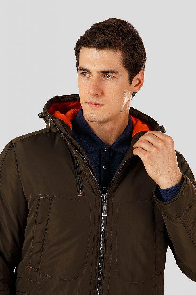 Куртка мужская, Модель A18-22012, Фото №5