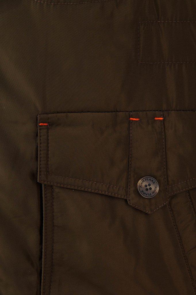 Куртка мужская, Модель A18-22012, Фото №6