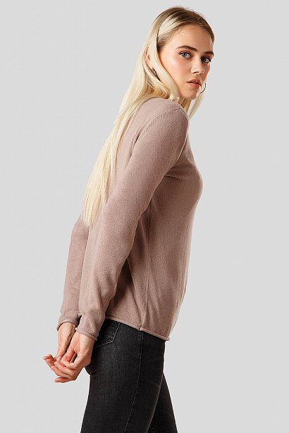 Джемпер женский, Модель A18-11138, Фото №3
