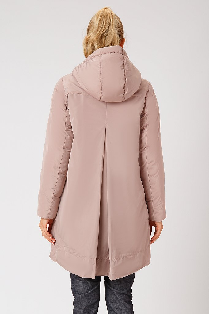 Пальто женское, Модель A18-11019, Фото №4
