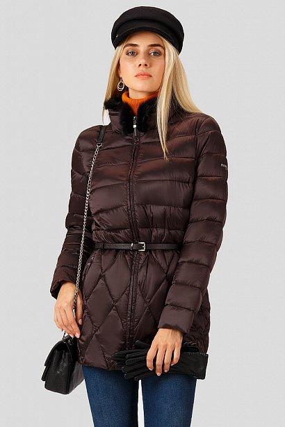 Куртка женская, Модель A18-12016, Фото №1
