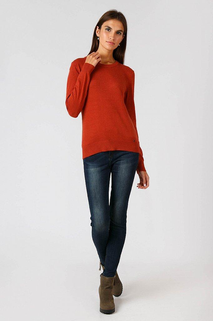 Джемпер женский, Модель A18-11102, Фото №2