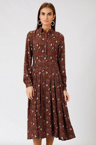 Платье женское, Модель A18-11035, Фото №3