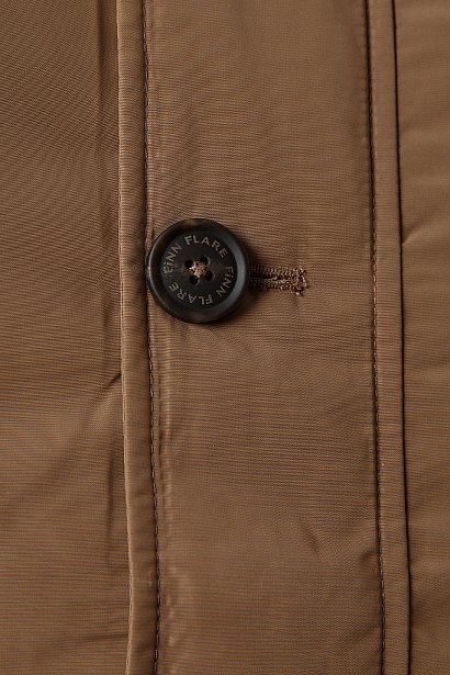 Пуховик мужской, Модель A18-21004, Фото №5