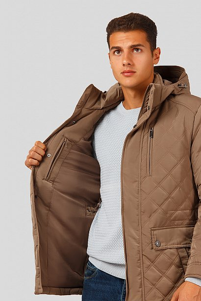 Куртка мужская, Модель A18-21018, Фото №5