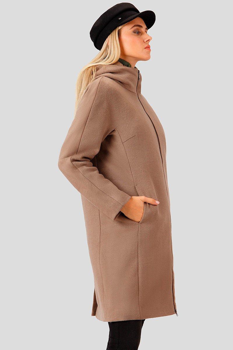 Пальто женское, Модель A18-12022, Фото №4