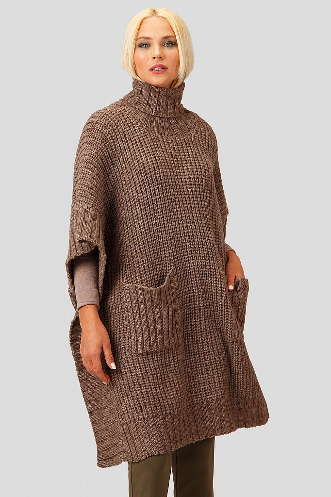 Жилет женский, Модель A18-12110, Фото №3