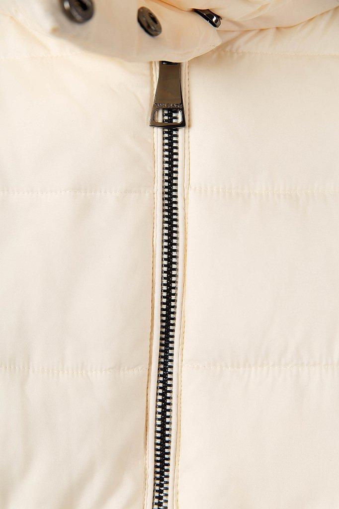 Полупальто женское, Модель A18-11023, Фото №6