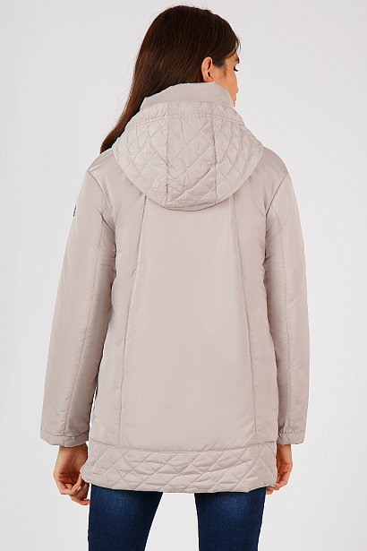 Куртка женская, Модель A18-12064, Фото №4