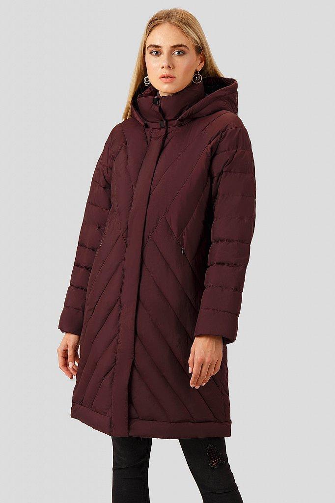 Пальто женское, Модель A18-32004, Фото №1