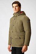 Куртка мужская, Модель A18-22009, Фото №3