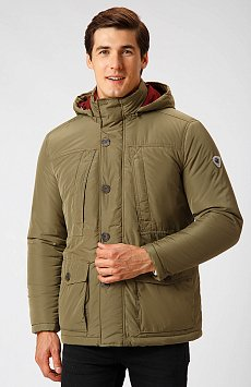 Куртка мужская, Модель A18-22009, Фото №1