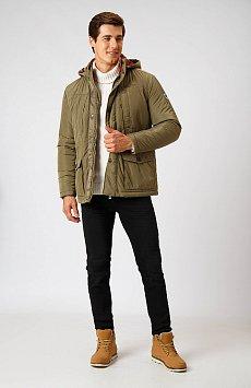 Куртка мужская, Модель A18-22009, Фото №2