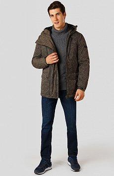 Куртка мужская, Модель A18-42001, Фото №2