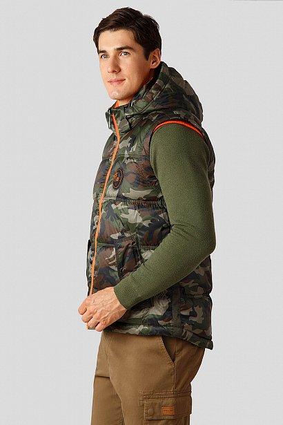 Жилет мужской, Модель A18-22007, Фото №3