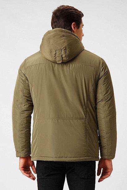 Куртка мужская, Модель A18-22009, Фото №4