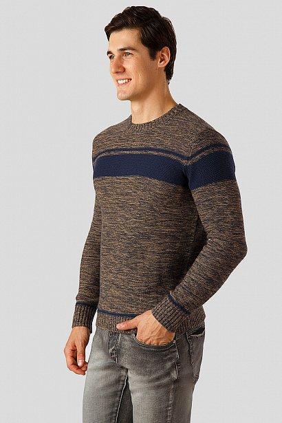 Джемпер мужской, Модель A18-22102, Фото №3