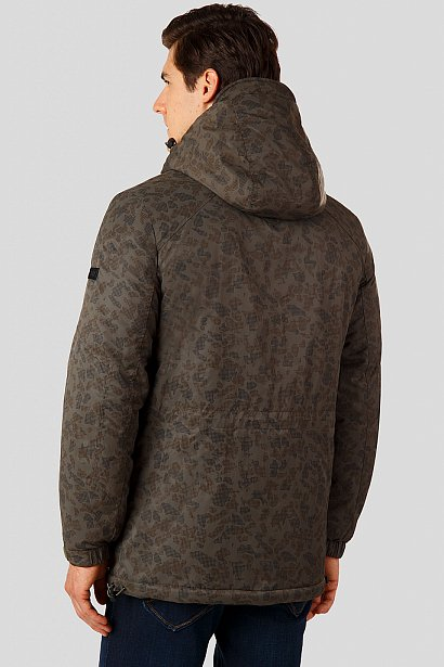 Куртка мужская, Модель A18-42001, Фото №3