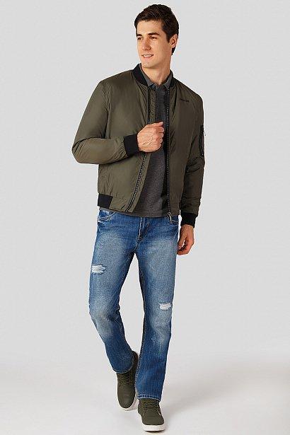 Куртка мужская, Модель A18-42002, Фото №2