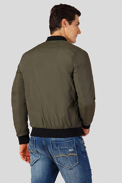 Куртка мужская, Модель A18-42002, Фото №4