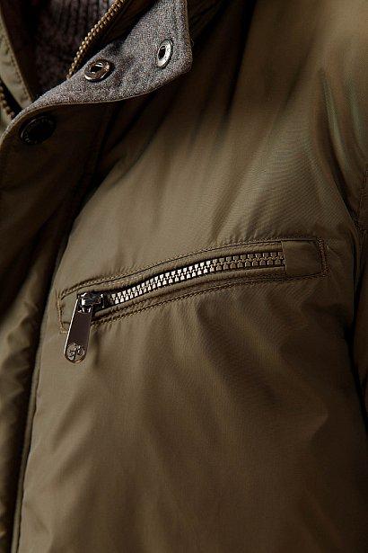 Полупальто мужское, Модель A18-42003, Фото №6