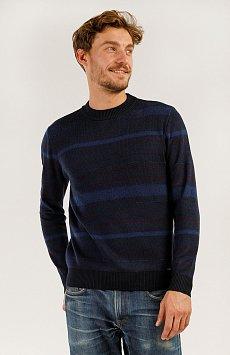 Джемпер мужской, Модель A19-21104, Фото №1