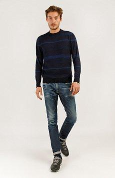 Джемпер мужской, Модель A19-21104, Фото №2