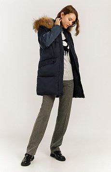 Полупальто женское, Модель A19-32056, Фото №2