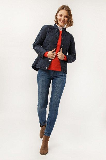 Куртка женская, Модель A19-11012, Фото №2