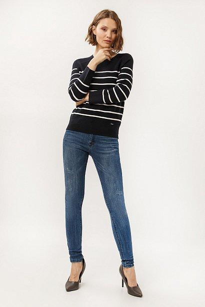 Джемпер женский, Модель A19-11104, Фото №2
