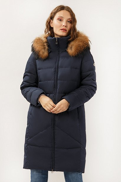 Пальто женское, Модель A19-12028, Фото №1