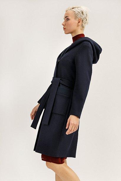 Пальто женское, Модель A19-12036, Фото №4