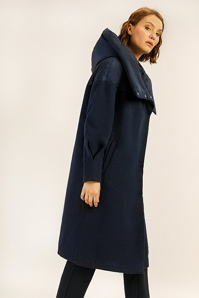 Пальто женское, Модель A19-12045, Фото №3
