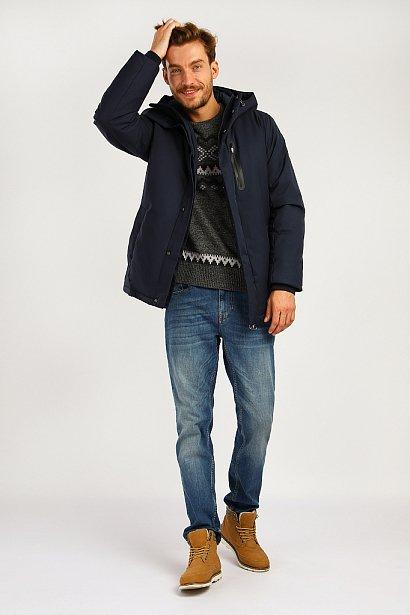 Куртка мужская, Модель A19-21007, Фото №2