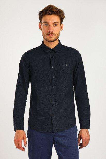 Верхняя сорочка мужская, Модель A19-21024, Фото №1
