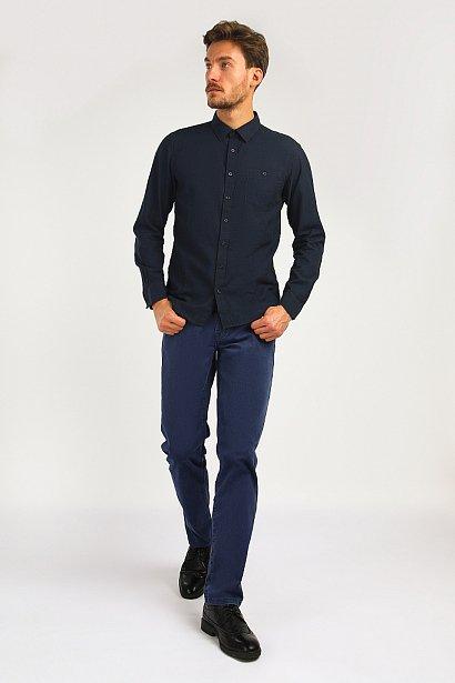 Верхняя сорочка мужская, Модель A19-21024, Фото №2